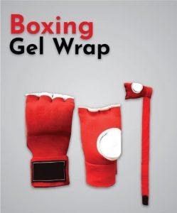 boxing gel wrap