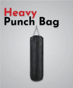 heavy punch bag
